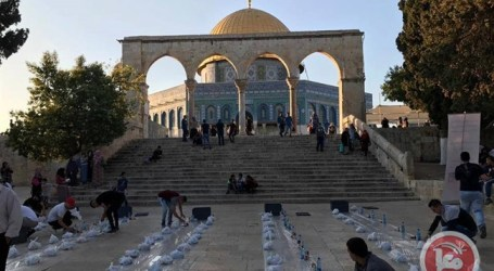 Direktur Al-Aqsha Siapkan Buka dan Sahur Ramadhan