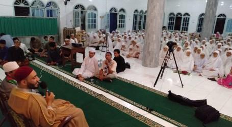 Kunjungi Diniyyah Putri Lampung, Ulama Palestina Ajak Muslimat Aktif Bebaskan Al-Aqsha