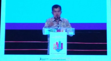 Wapres Sebut Peningkatan Kualitas SDM Kunci Indonesia Jadi Negara Maju