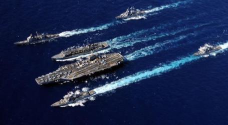 """Iran Sebut Pengerahan Kelompok Pengebom AS sebagai """"Perang Psikologis"""""""