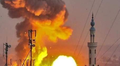 Israel Serang Gaza, Pekerjaan Pembangunan RS Indonesia Berhenti Sementara