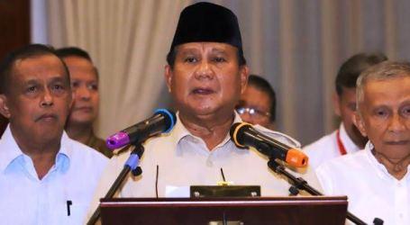 Prabowo kepada Peserta Aksi 22 Mei: Percaya pada Perjuangan Konstitusional