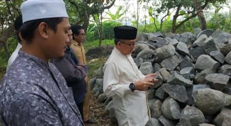 Imaam Yakhsyallah Kunjungi Lokasi Pembangunan Rumah Tahfidz di Tegal