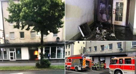 Masjid di Jerman Jadi Target Serangan Pembakaran