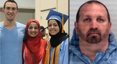 Craig Stephen Hicks Mengaku Bersalah Bunuh Tiga Mahasiswa Muslim AS