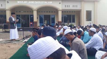 Imaam Yakhsyallah: Idul Fitri Momentum Jaga Fitrah Manusia Sejati
