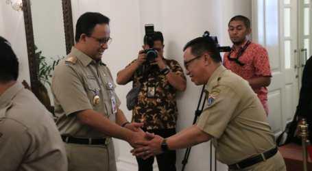 Anies Apresiasi ASN Pemprov DKI Jakarta yang Datang Tepat Waktu Usai Cuti Bersama
