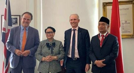 Indonesia-Inggris Sepakati Penguatan Kerjasama di Berbagai Bidang