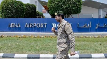 Arab Saudi Cegat Lima Drone Houthi