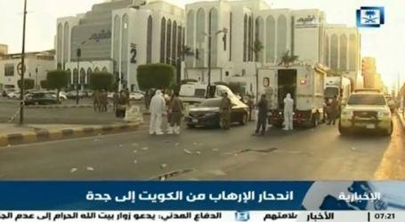 Konjen. AS di Jeddah Keluarkan Peringatan Keamanan untuk Warganya