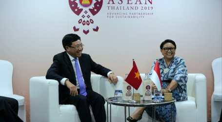 Indonesia-Vietnam Dorong Penyelesaian Batas Maritim
