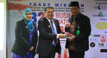 Pertemuan B2B Produk Unggulan Halal Malaysia-Indonesia Digelar di Jakarta