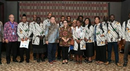 Promosikan Indonesia, Kemlu Gelar Program Kunjungan Jurnalis Pasifik dan Afrika