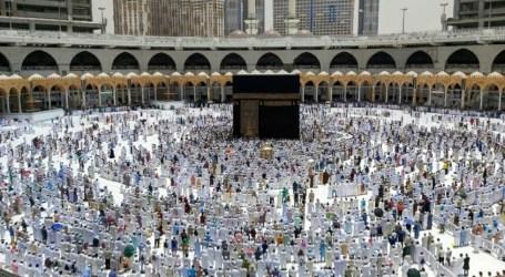 Diperkirakan Suhu Rata-rata di Mekkah 40-43 Derajat