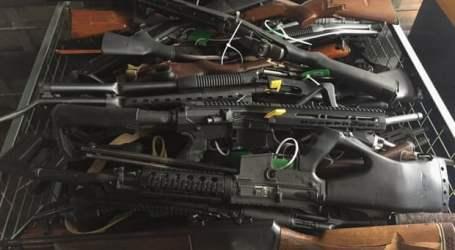 Pemilik Senjata di Selandia Baru Berbondong-bondong Serahkan Senjata