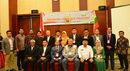 Myanmar Belajar Penyelesaian Konflik ke Aceh
