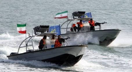 Iran Bantah Tahan Kapal Tanker Inggris