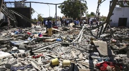 Serangan di Pusat Pelayanan Migran Libya Menuai Banyak Kecaman