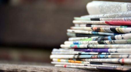 Sirkulasi Surat Kabar Turki Menurun