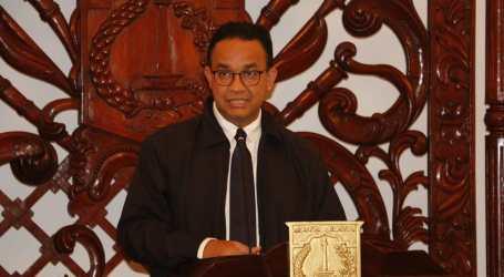 Dukung JILF, Anies  Harap Jakarta Jadi Titik Penting Literasi