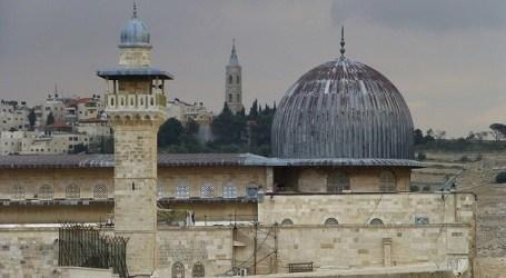 Turki dan Palestina Kecam Seruan Israel Mengubah Status Aqsha