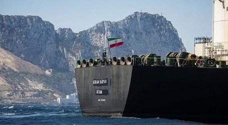 Tanker Iran Bebas dari Tahanan Gibraltar