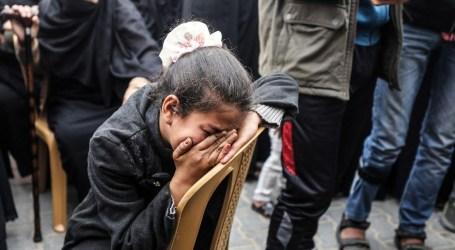 Israel Bunuh 54 Warga Palestina di Gaza Sejak Awal 2019