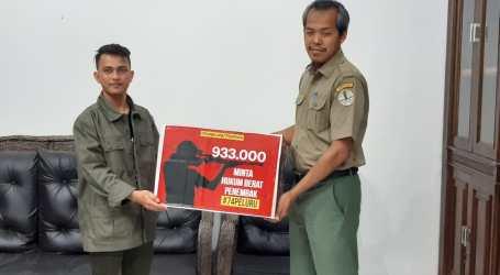 933.000 Orang Tandatangani Petisi Desak Hukum Berat Penganiaya Orangutan