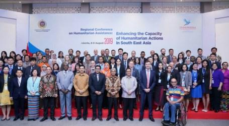 Indonesia Gelar Konferensi Lembaga Bantuan Kemanusiaan di Jakarta