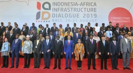 Presiden Jokowi Buka Indonesia-Africa Infrastructure Dialogue 2019