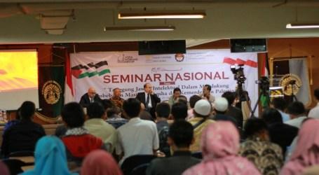 AWG Bersama UI Gelar Seminar Nasional Al-Aqsa