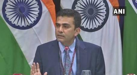 India Ingatkan Cina: Kashmir Masalah Internal