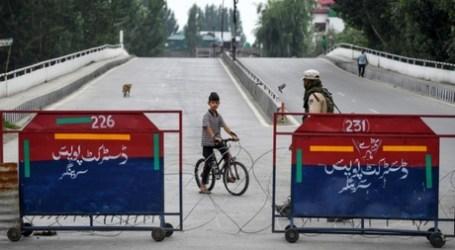 "Penguncian Militer di Kashmir Buat Srinagar Jadi ""Kota Hantu"""