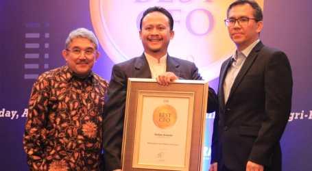 BNI Syariah Raih Indonesia Best CFO Award 2019