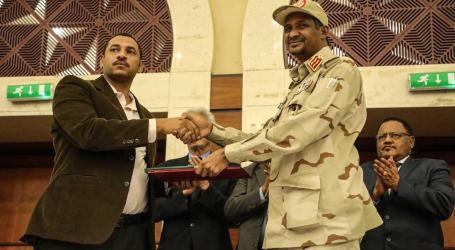 Sudan Tandatangani Perjanjian Pemerintahan Transisi