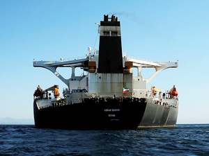 Gibraltar Tolak Permintaan AS Tetap Tahan Tanker Iran