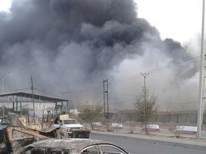 The New York Times: Israel Serang Gudang Senjata di Irak