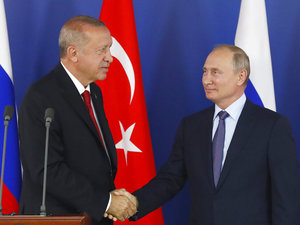 Turki, Rusia Sepakati Perjanjian 'Bersejarah'