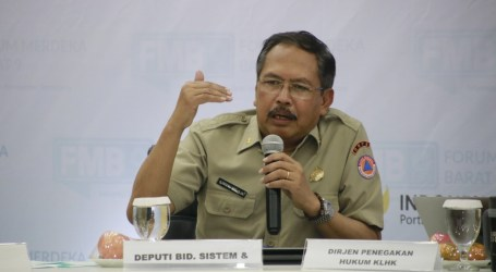 Sebanyak 29.039 Personel Dikerahkan untuk Padamkan Karhutla