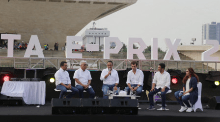 Jakarta Jadi Tuan Rumah Balapan Formula E Championship 2020