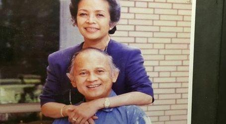 BJ Habibie Dimakamkan di Samping Istrinya di TMP Kalibata