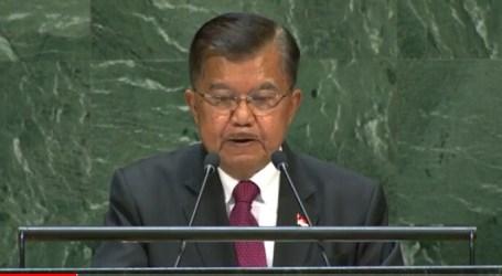 Wapres RI Pidato di Sidang Umum PBB