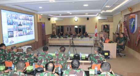 Pangdam Tanjungpura: Operasi Mandiri Perkuat Satgas Karhutla