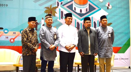 Pelatihan Managemen Optimalkan Fungsi Masjid