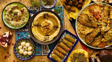 Palestina, Kuliner Bagian dari Perjuangan (Oleh: Yousef Alhelou)