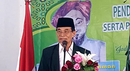 Mathla'ul Anwar Jakarta Apresiasi Pemprov DKI atas Kepedulian terhadap Ormas
