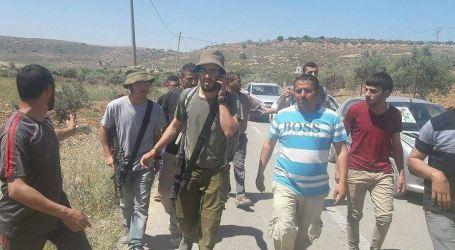 Pemukim Israel Rampas Peralatan Panen Petani Palestina