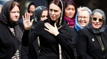 PM Selandia Baru Kirim Pesan Pemberdayaan Wanita Muslim