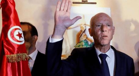 Presiden Terpilih Tunisia Tegaskan Dukung Palestina