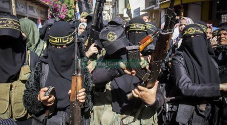 Jihad Islam di Gaza Rayakan Milad ke-32